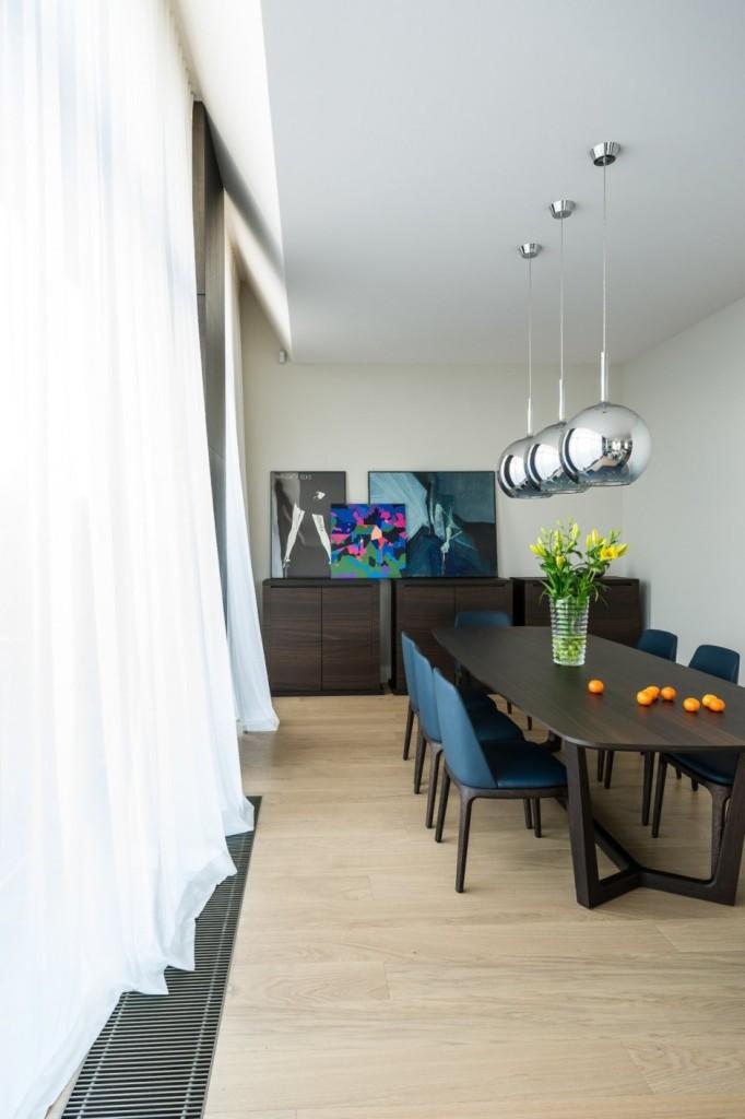 High-Tech и High-End квартира в Варшаве фото 10