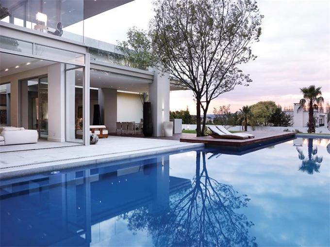 Роскошная резиденция в Йоханнесбурге фото 2
