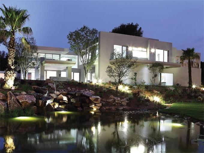 Роскошная резиденция в Йоханнесбурге фото 3