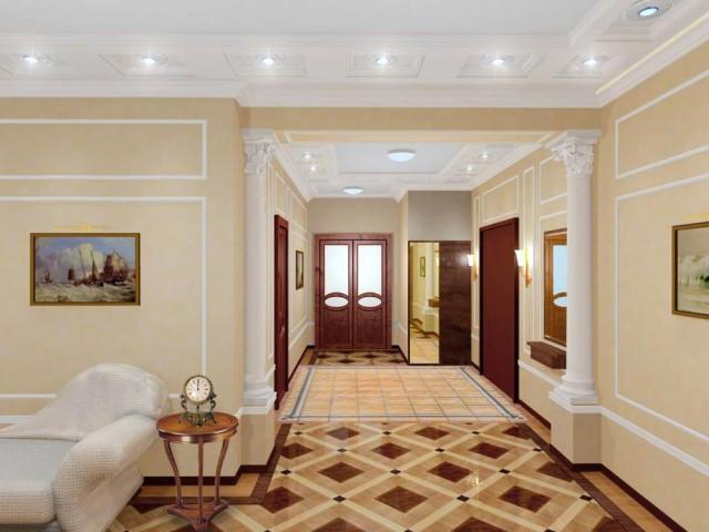 Восточные палаты в обычной квартире