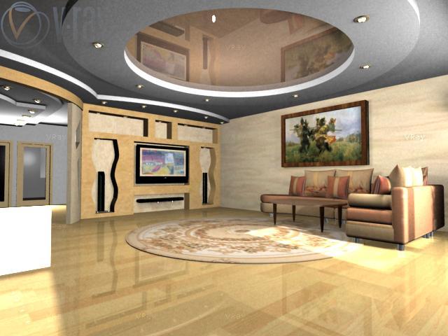 Оригинальный дизайн интерьера квартиры