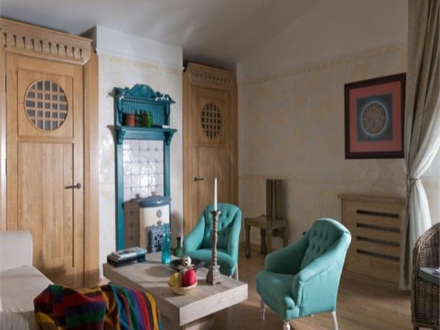Уникальный дизайн дома от Сергея Гайдака