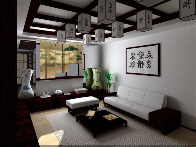 Дизайн кухни в азиатском стиле
