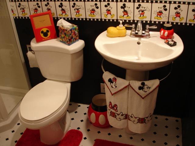 Дизайн ванной комнаты: узоры в ванной