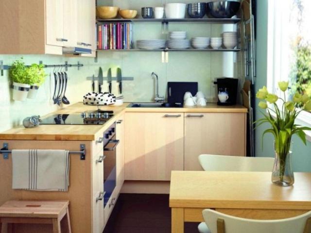 Маленькая кухня - не приговор