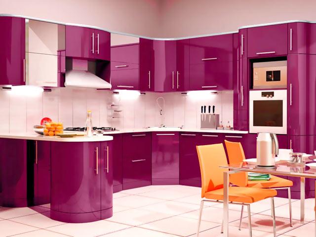 Оригинальный дизайн вашей кухни