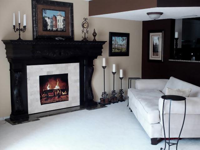 Делаем гостиную в готическом стиле