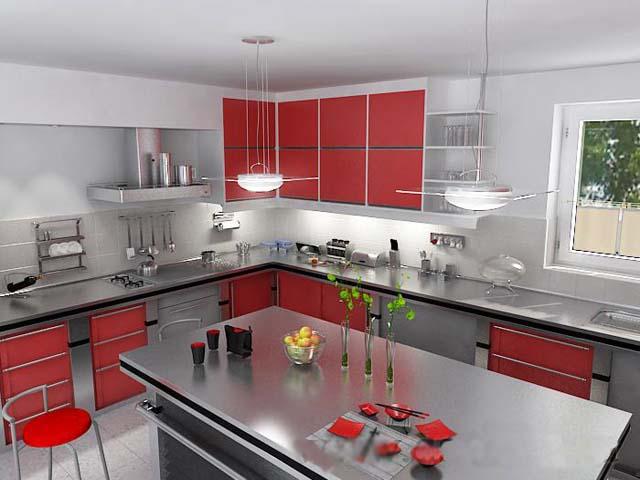 Уникальные стили дизайна кухни