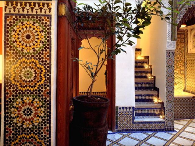 Особенности интерьера в арабском стиле