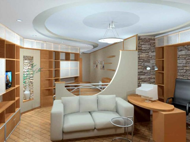 Тонкости дизайна небольшой гостиной