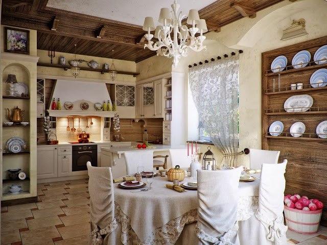 Немного Франции в вашем доме - стиль прованс