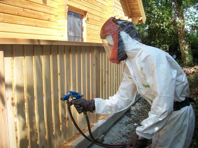 Огнезащитные составы для древесины
