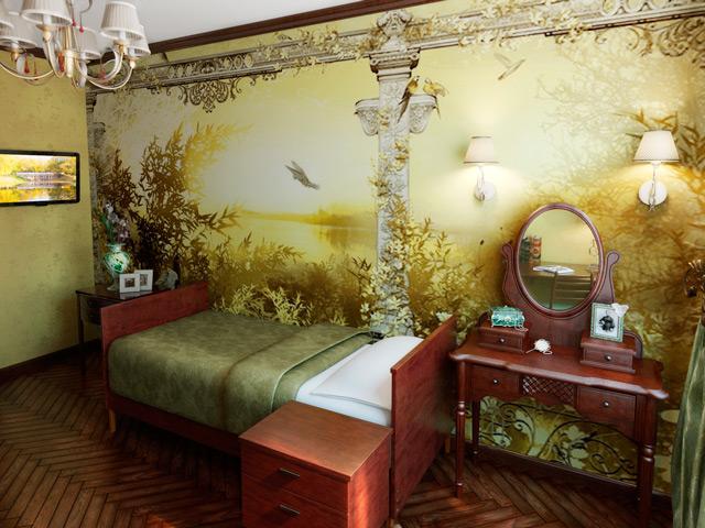 Организуем оригинальный стиль спальни