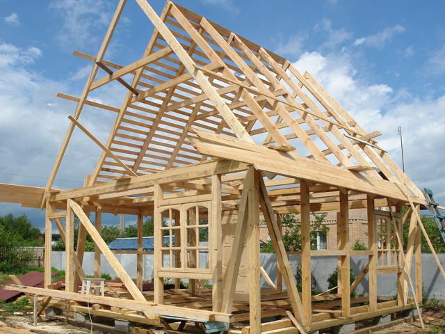 Прежде чем построить дом, построй крышу